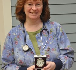 Kathy Davison, NSRC 2013 Therapist of the Year
