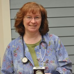 Kathy Davison, NSRC 2013 Therapist of the Year