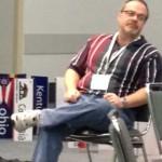 NSRC board president David Patterson