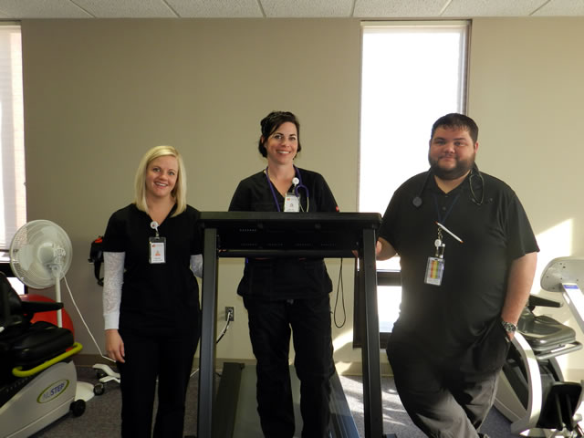 """Lexington Regional Health Center Pulmonary Rehab""  by Sara Mackey"
