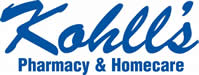 Kohll's Pharmacy logo