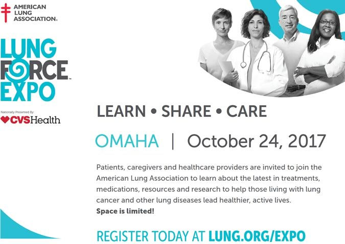 Lung Force Expo 2017