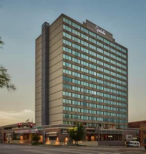 Graduate Hotel, Lincoln