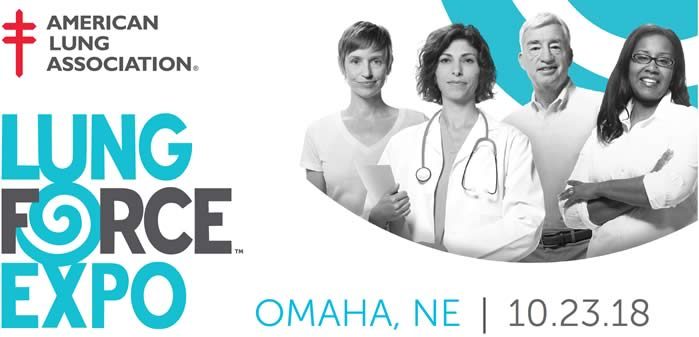 Lung Force Expo 2018