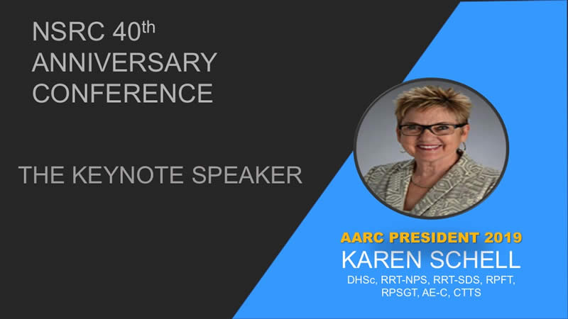 Karen Schell, NSRC 2019 keynote conference speaker