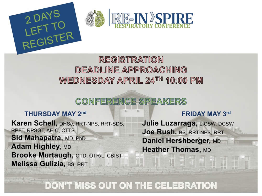 NSRC conference registration deadline is April 24