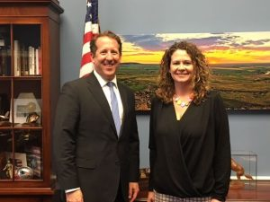 With Rep. Adrian Smith