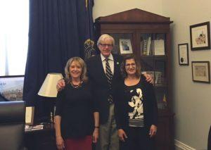 With Rep. Brad Ashford