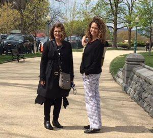 Lisa Fuchs and Linda Nelson