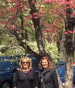 Nan Nathenson and Lisa Fuchs