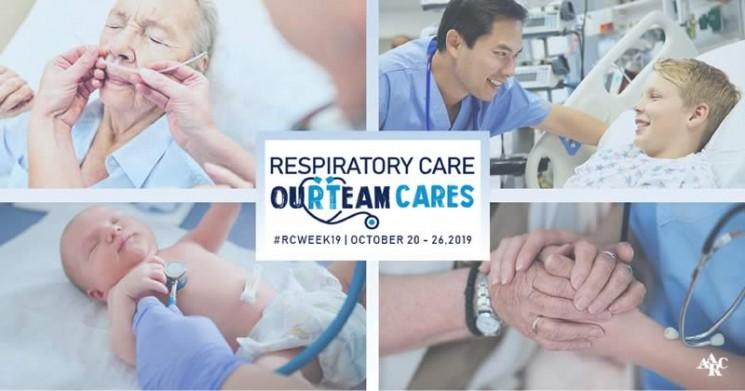 Celebrate 2019 Respiratory Care Week