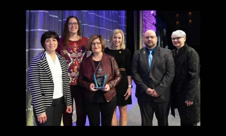 NSRC wins 2019 Summit Award