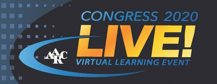 AARC Congress becomes 4-day virtual event